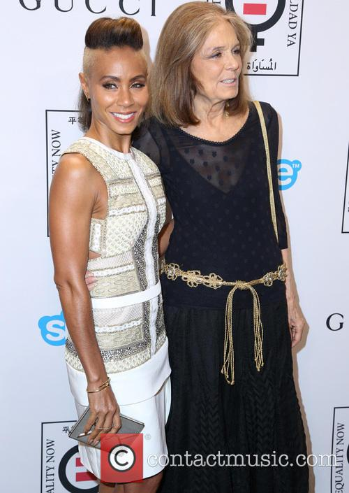 Jada Pinkett Smith and Gloria Steinem 4