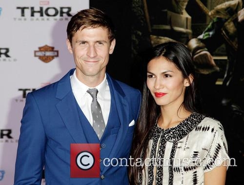 Thor, Jonathan Howard and Elodie Yung