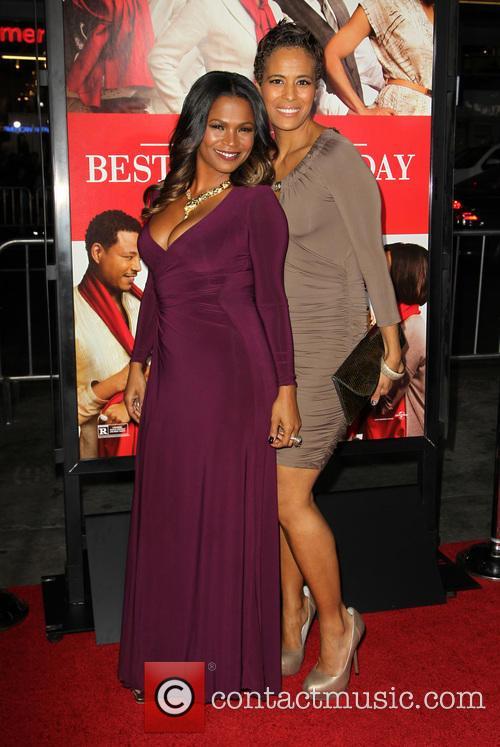 Nia Long and Daphne Wayans
