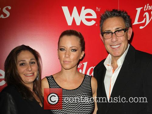 Lauren Gellert, Kendra Wilkinson and Marc Juris