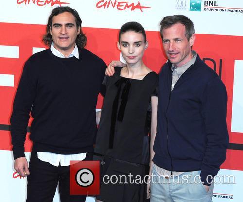 Rooney Mara, Joaquin Phoenix and Spike Jonze 6