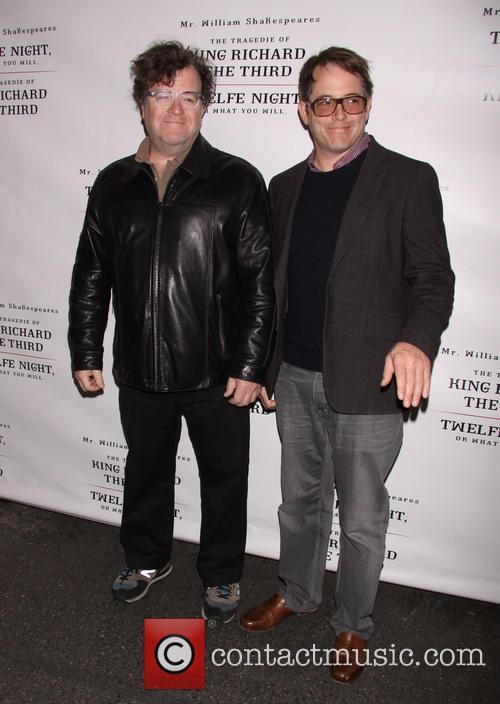 Kenneth Lonergan and Matthew Broderick