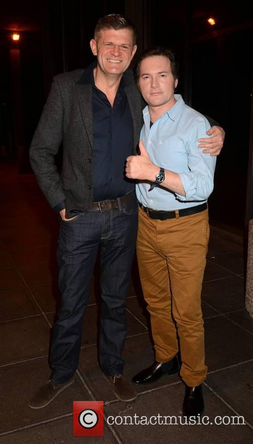 Brendan O'connor and Peter O'meara 2