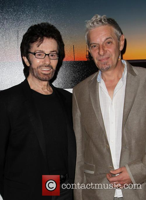 George Chakiris and Guest
