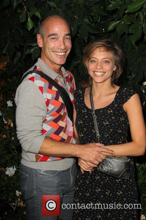 Jean-marc Barr and Lizzie Brocheré 9