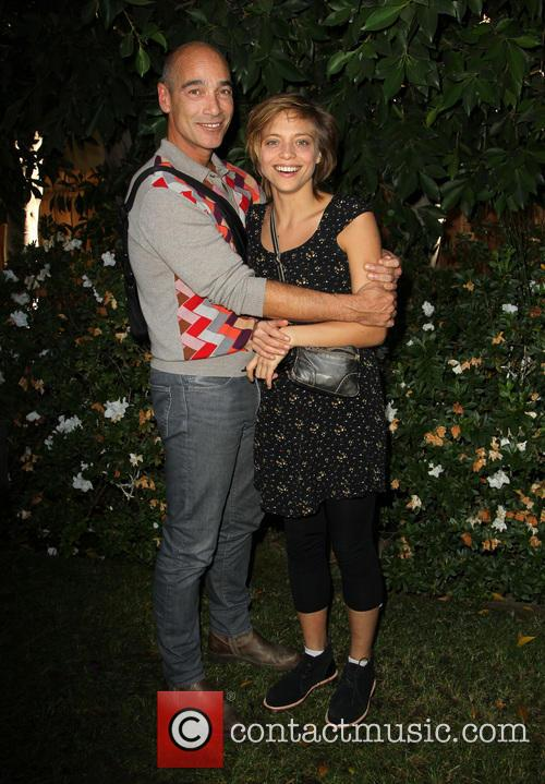 Jean-marc Barr and Lizzie Brocheré 1