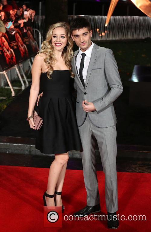 Tom Parker and Kelsey Hardwick 3