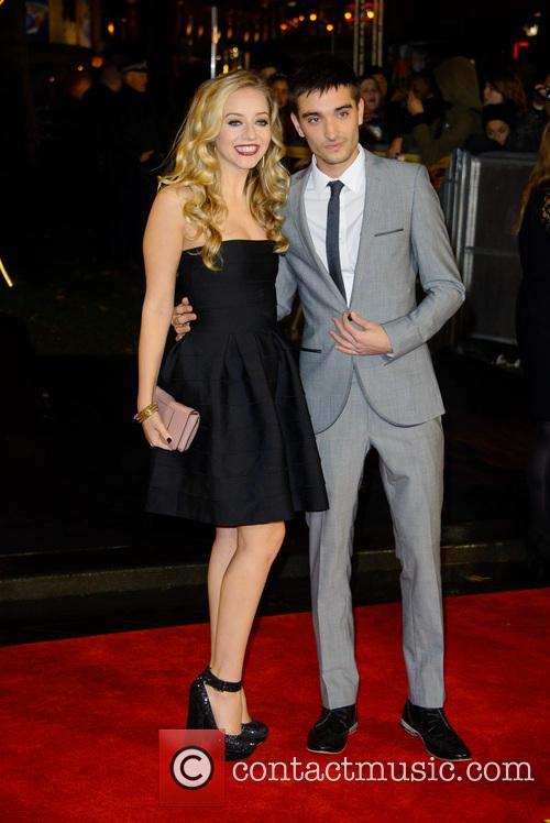 Tom Parker and Kelsey Hardwick 6