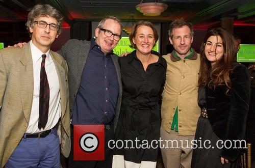 Alexander Payne, Ted Hope, Michele Turnure-salleo, Spike Jonze and Jehane Noujaim 3