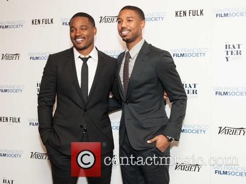 Ryan Coogler and Michael B. Jordan 1