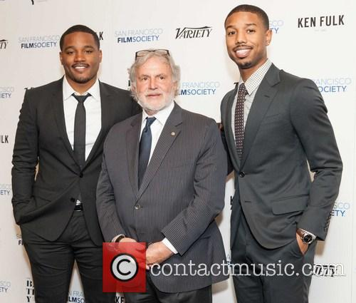 Ryan Coogler, Sid Ganis and Michael B. Jordan 2