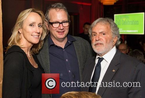 Susannah Greason Robbins, Ted Hope and Sid Ganis 1