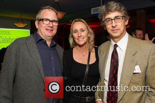 Ted Hope, Susannah Greason Robbins and Alexander Payne 3