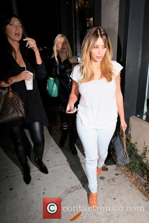 Kim Kardashian, Brittny Gastineau and Lisa Gastineau
