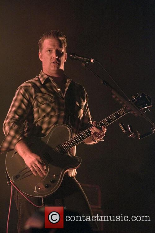 Josh Homme and Queens Of The Stone Age 1