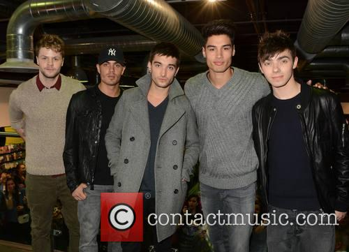 The Wanted - Jay Mcguiness, Max George, Tom Parker, Siva Kaneswaran and Nathan Sykes