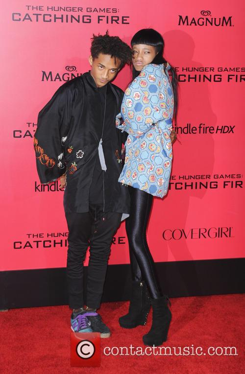 Willow Smith and Jaden Smith 7