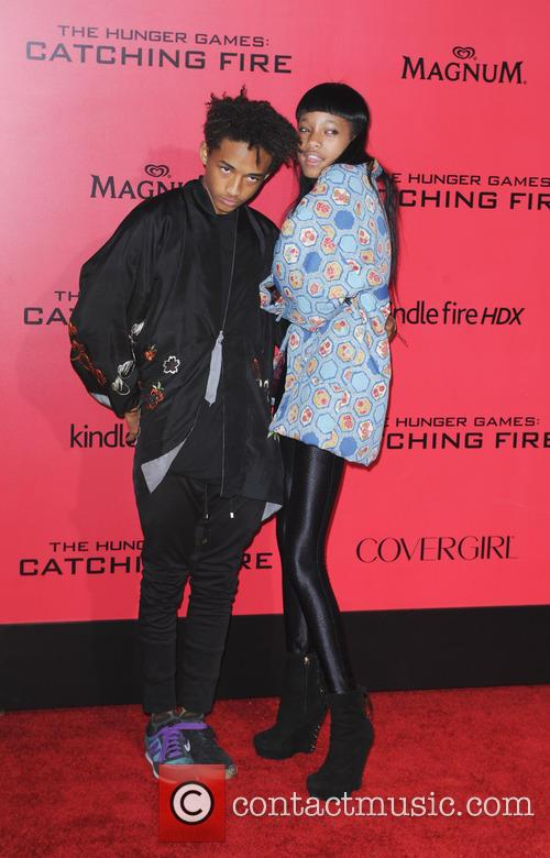 Willow Smith and Jaden Smith 9