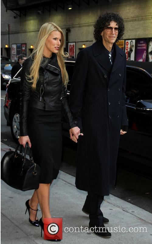 Beth Ostrosky and Howard Stern 1