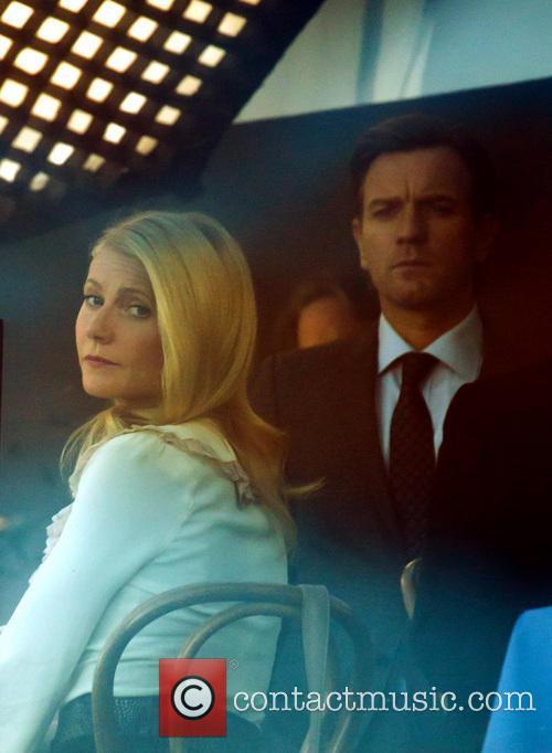 Gwyneth Paltrow and Ewan Mcgregor