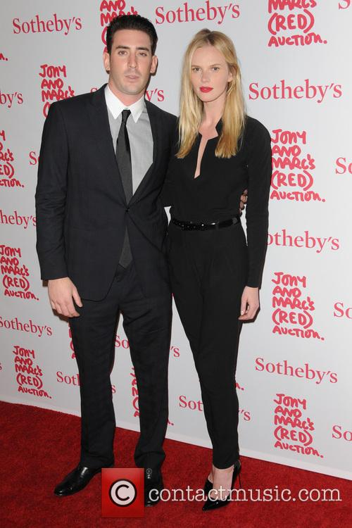 Matt Harvey and Anne Vyalitsyna 2