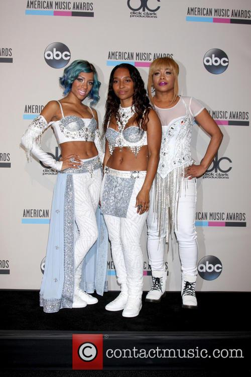 Lil Mama and Tlc