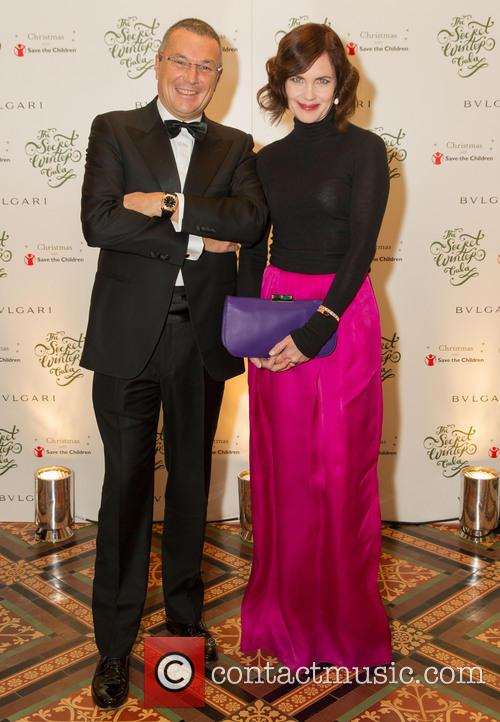 Jean-christophe Babin and Elizabeth Mcgovern
