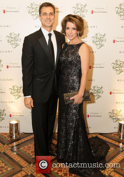 Justin Bower and Natasha Kaplinsky 1