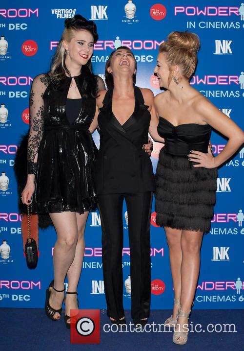 Kate Nash, Jaime Winstone and Sheridan Smith 6