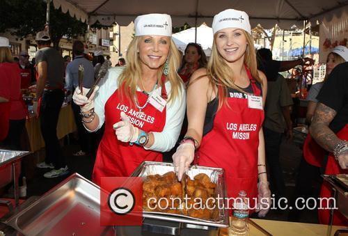 Pamela Bach and Taylor-ann Hasselhoff 6