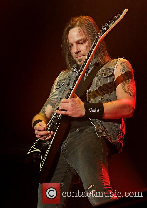 Bullet For My Valentine and Michael Paget 2