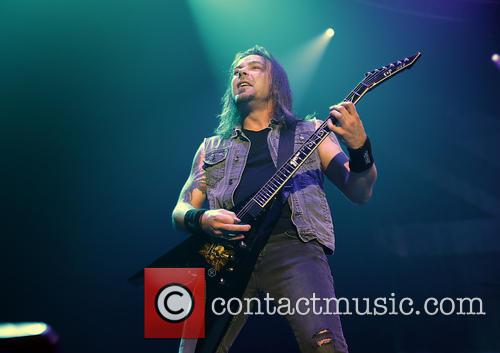 Bullet For My Valentine and Michael Paget 3