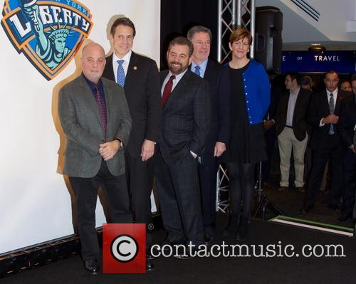 Billy Joel and Andrew Cuomo