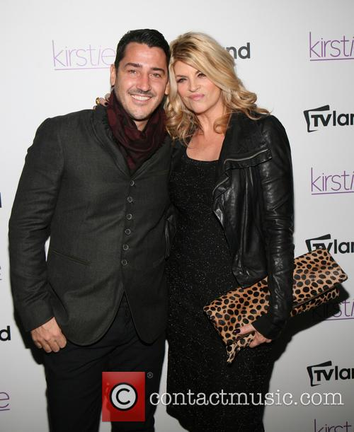 Jonathan Knight and Kirstie Alley 4