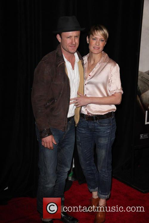 Ben Foster and Robin Wright 5