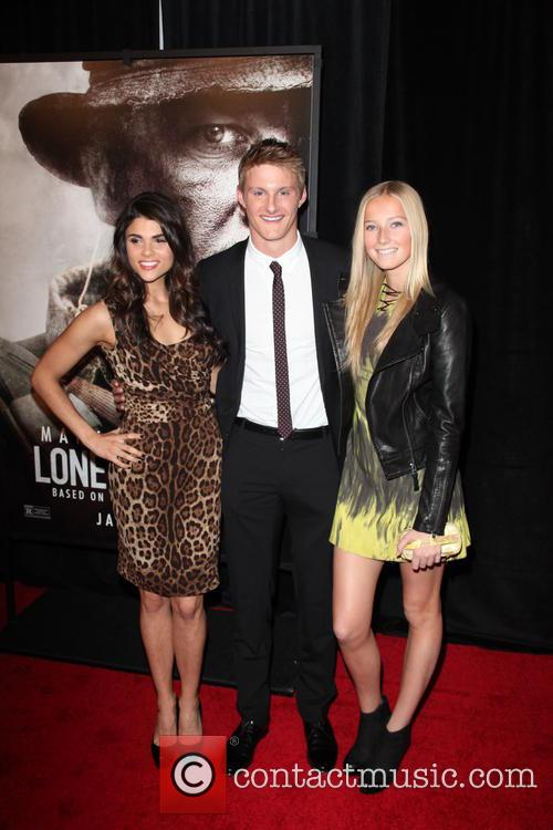Girlfriend, Alexander Ludwig and Sister 3