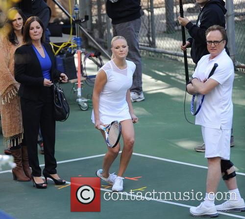 Malin Akerman, Bradley Whitford, Marcia Gay Harden and Michaela Watkins