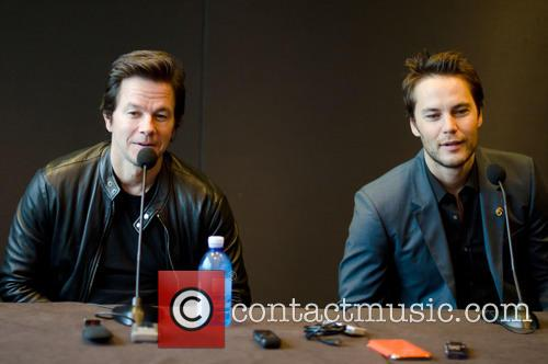 Mark Wahlberg and Taylor Kitsch 1