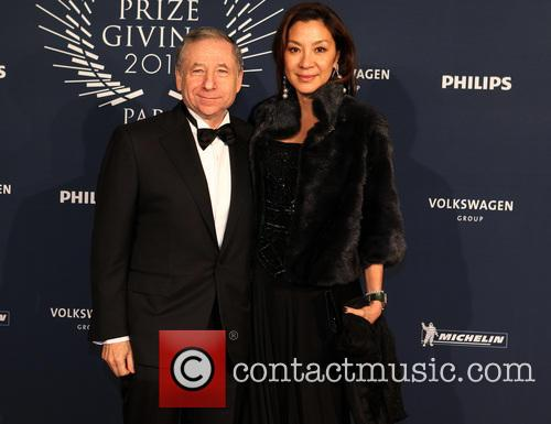 Jeantodt and Michelle Yeoh