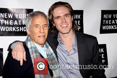 Burt Bacharach and Kyle Riabko