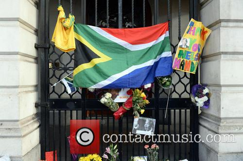 Tributes, Nelson Mandela and South Africa House 6