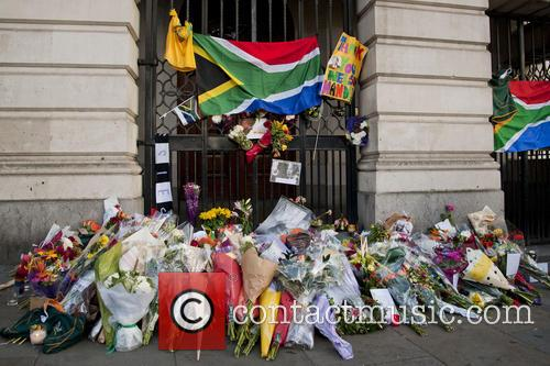 Tributes, Nelson Mandela and South Africa House 3