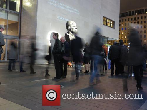 Tribute, Nelson Mandela and London