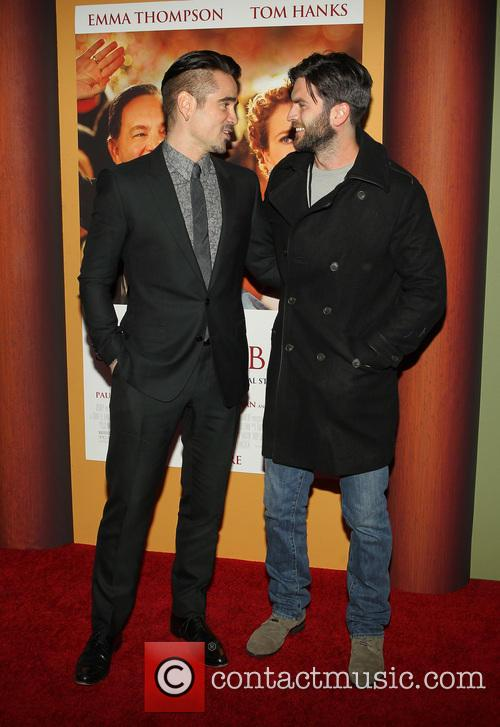 Colin Farrell and Wes Bentley 4