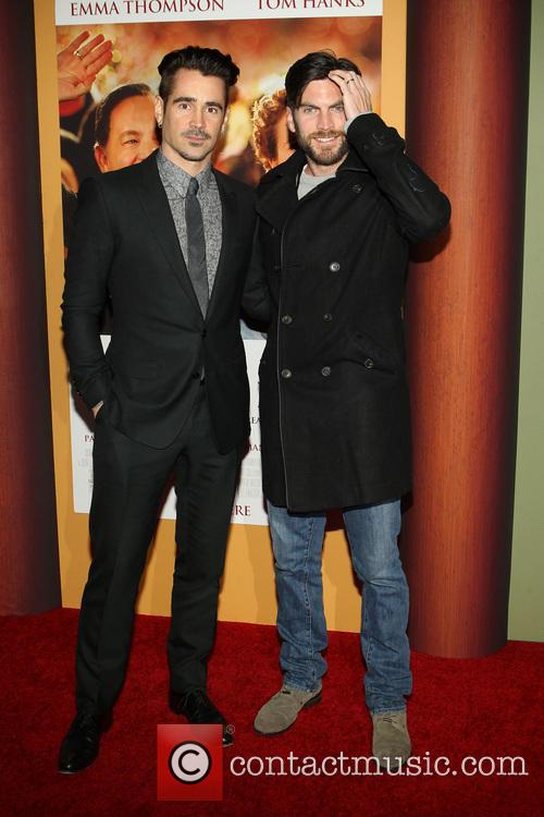 Colin Farrell and Wes Bentley 1
