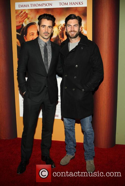 Colin Farrell and Wes Bentley 8