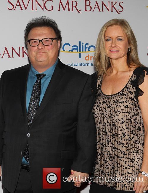Wayne Knight and Clare De Chenu 3