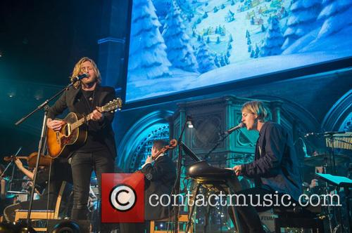 Andy Burrows and Tom Odell 9