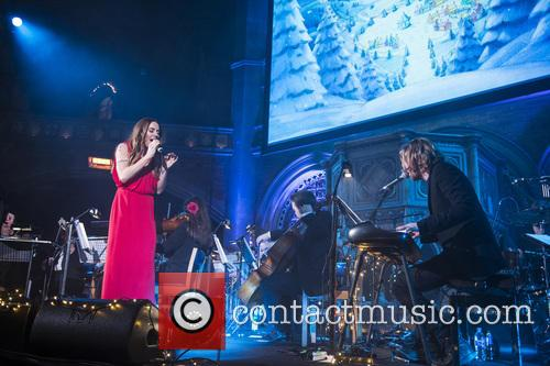 Melanie C and Andy Burrows 8