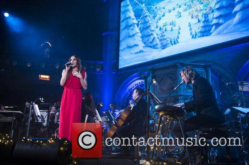 Melanie C and Andy Burrows 9